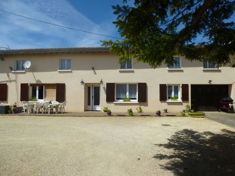 Maison AYRON 125 000€