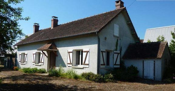 Maison de Campagne 41270 Chauvigny du Perche