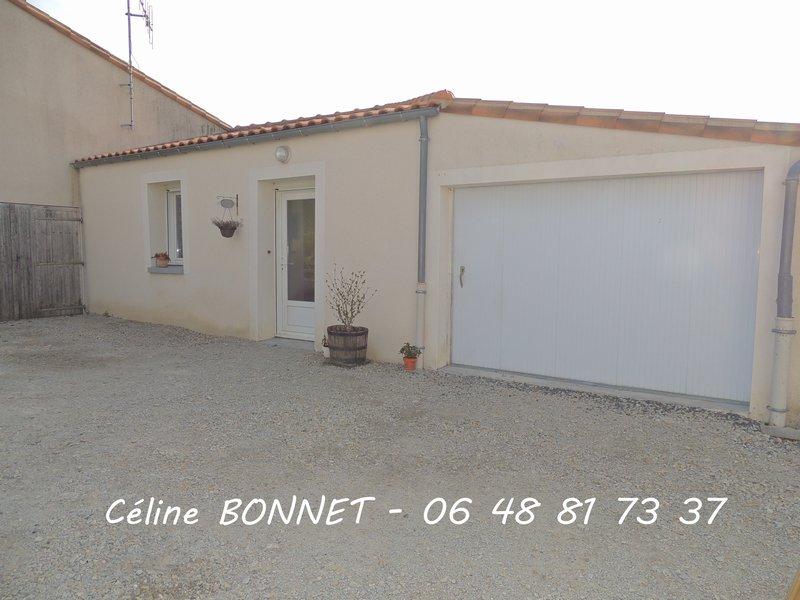 Maison 78m², 2 chambres, 2 garages