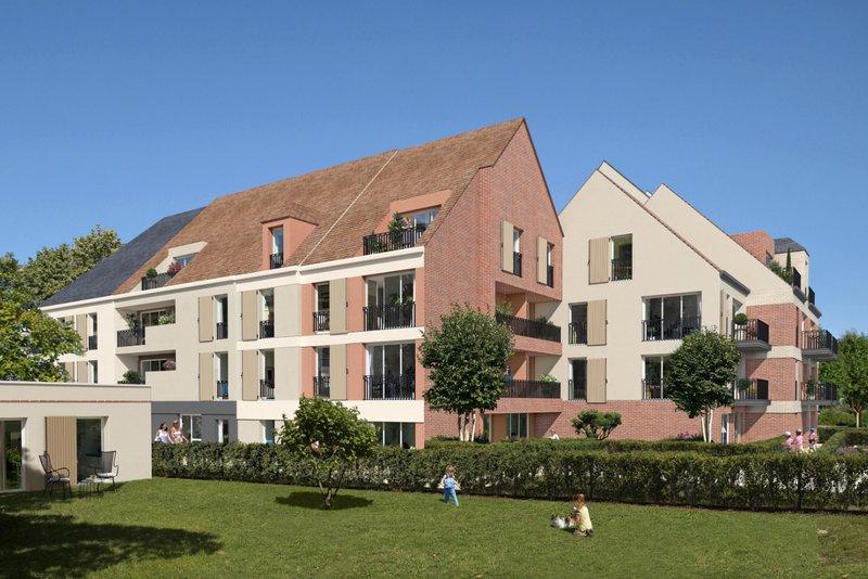 Appartement T2 - 40m2 - BEAUVAIS (60000)