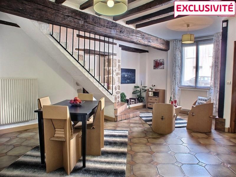 Triplex 2 chambres petite copropriété à Orléans