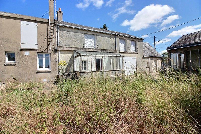 A vendre Maison à rénover 3 chambres Bricy 45310