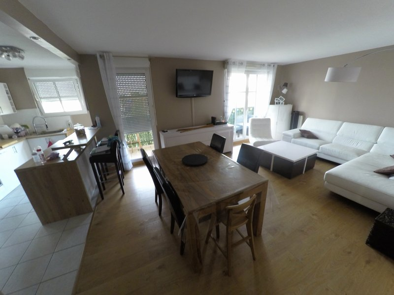 Appartement T4 - 81m2 - VILLEPARISIS (77270)