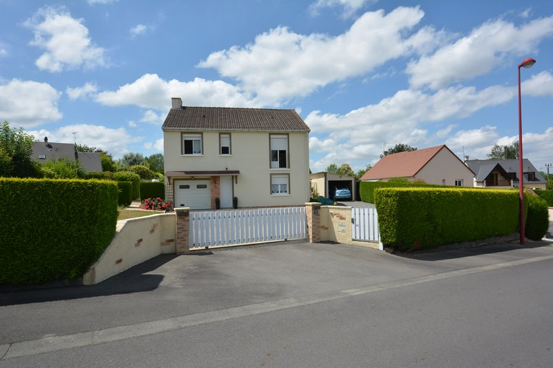 Vente maison 100 m saint hilaire du harcouet 50600 - Garage st hilaire du harcouet ...