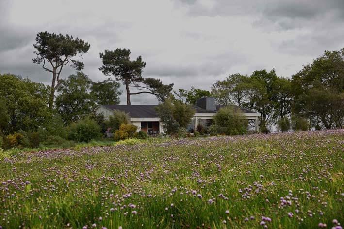 Maison d'architecte Bretagne du Sud