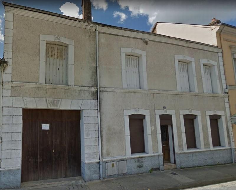 St calais 72120 maison bourgeoise d'environ 141m²