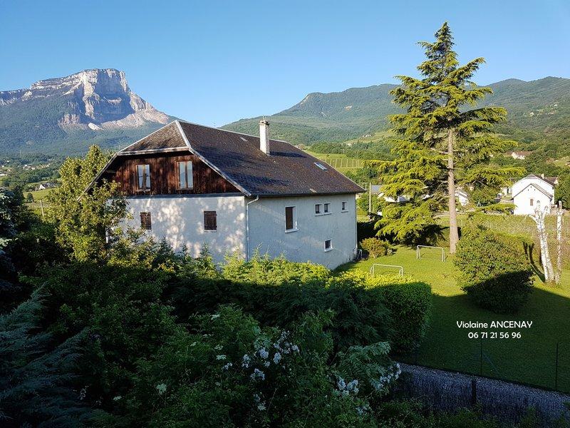 Maison individuelle et familiale Chambéry Sud