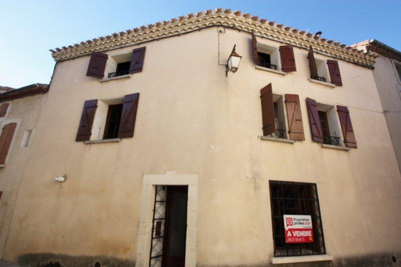 VENTE MAISON DE VILLAGE 150 m² - BRAM (11150)