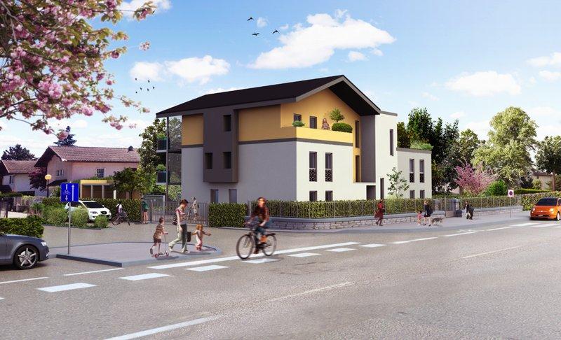 3 pièces 68 m² 74960 MEYTHET