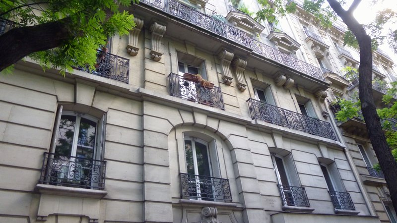 Vente T3 77m² env PARIS (75014)