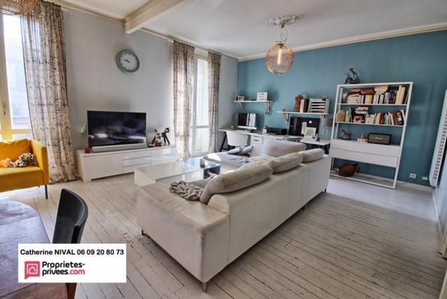 Appartement ,2 chambres quartier Haut Pavés