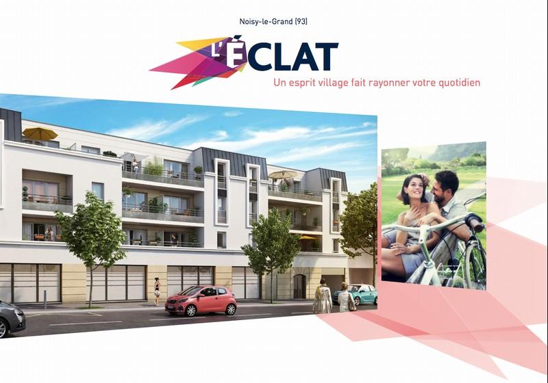 Appartement T2 - 42m2 - NOISY LE GRAND (93160)