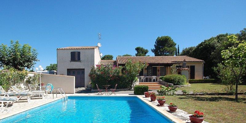 Villa avec piscine et gîte Ventenac-Cabardès