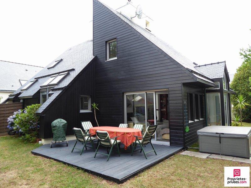 vente maison 121 m vannes 56000. Black Bedroom Furniture Sets. Home Design Ideas