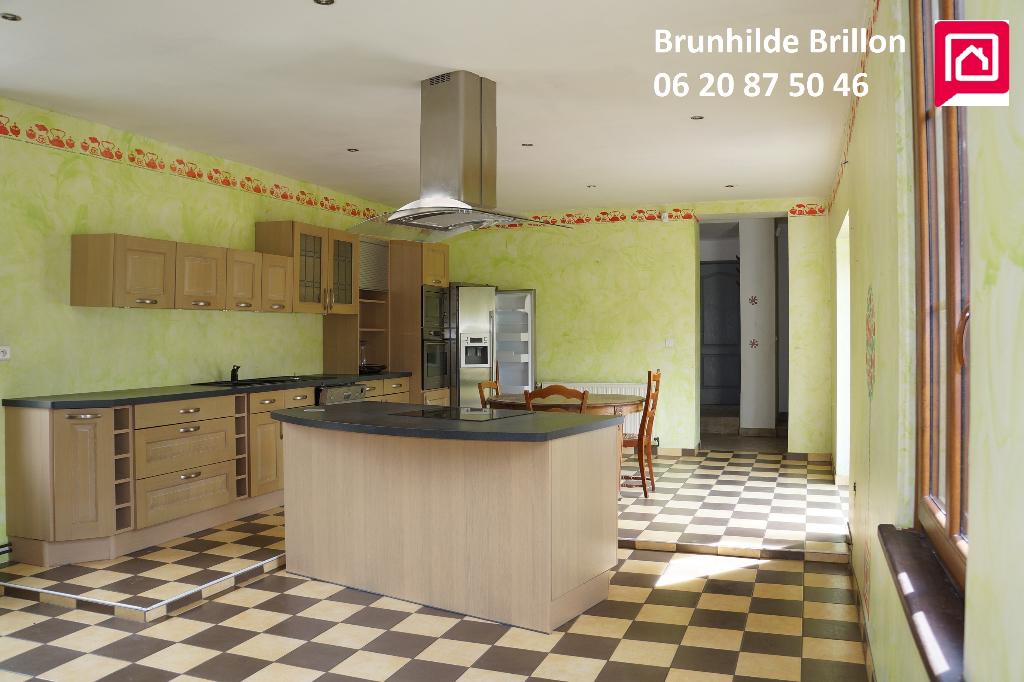 Longère Sailly Au Bois 6 pièce(s) 185 m2, 3 à 4 chambres