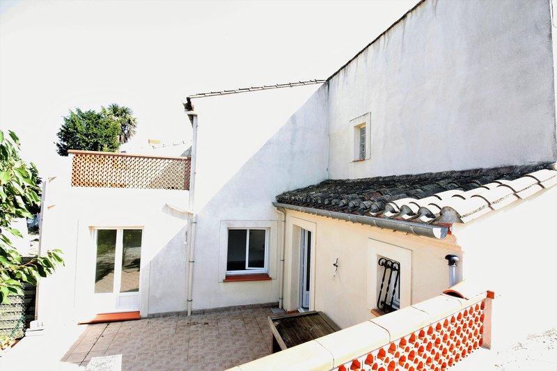 MAISON DE VILLAGE 105 M² - CASTELNAUDARY (11400)