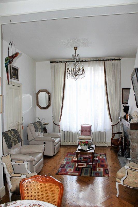 Maison bourgeoise - 150 m² - 4 chambres - jardin