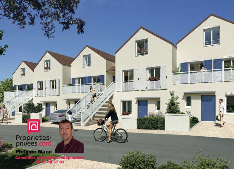 Appartement T2 - 44m2 - VAUJOURS (93410)