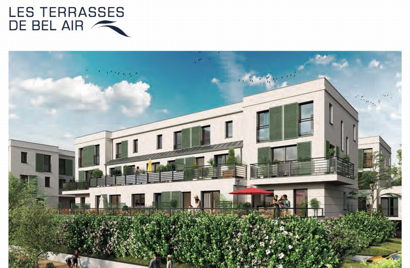 Appartement T2 - 42m2 - PERSAN (95340)