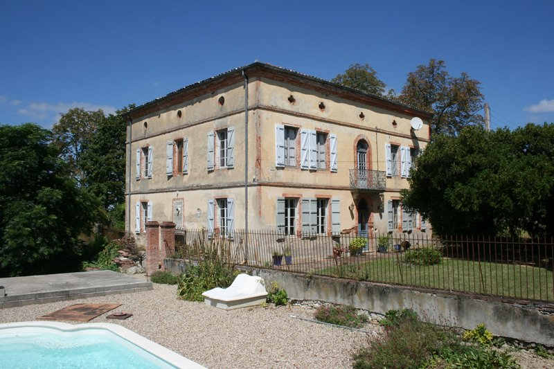Maison de Maître proche de Lauzerte