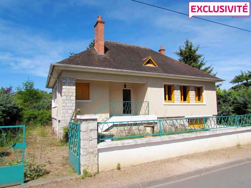 Maison St Denis en val Proche bourg