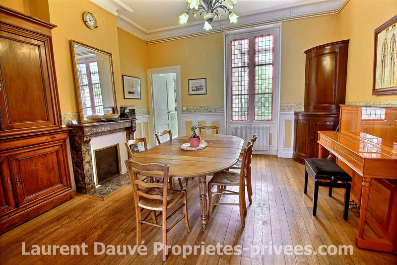 Maison 5 chambres quartier Dunois Orléans