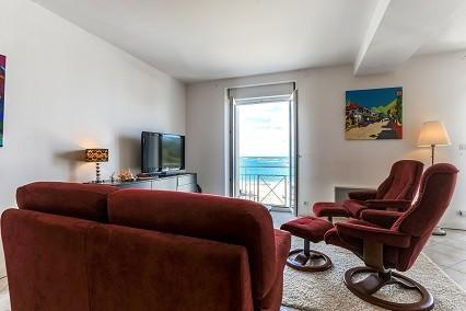 vente appartement T4 vue mer - 22730 Trégastel
