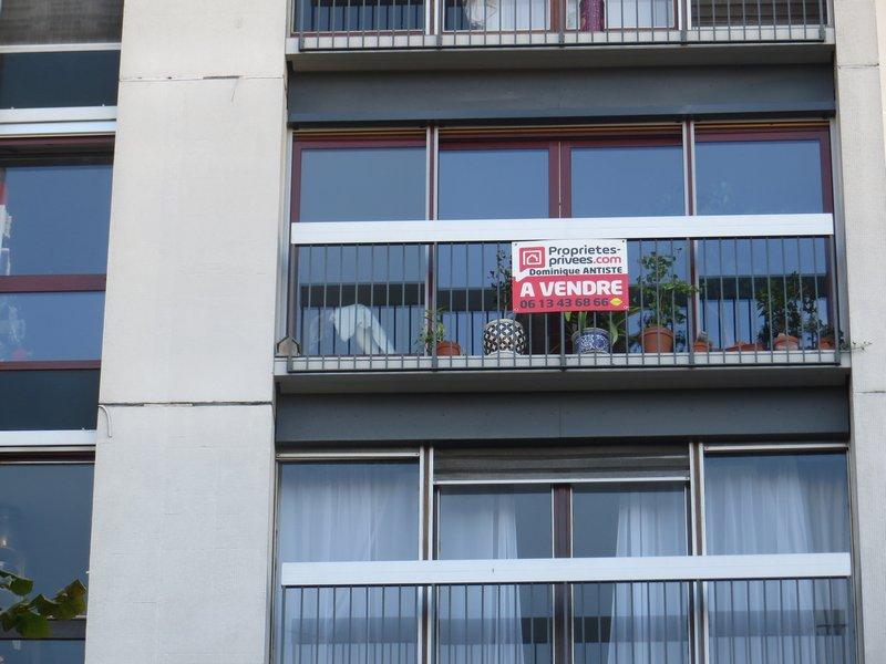 Appartement 4 pièces, Pantin