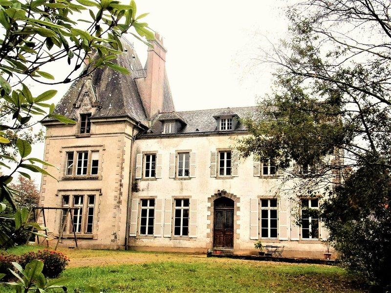 56320 LE FAOUËT Château 18 ème siècle Prix 478 354€ HAI