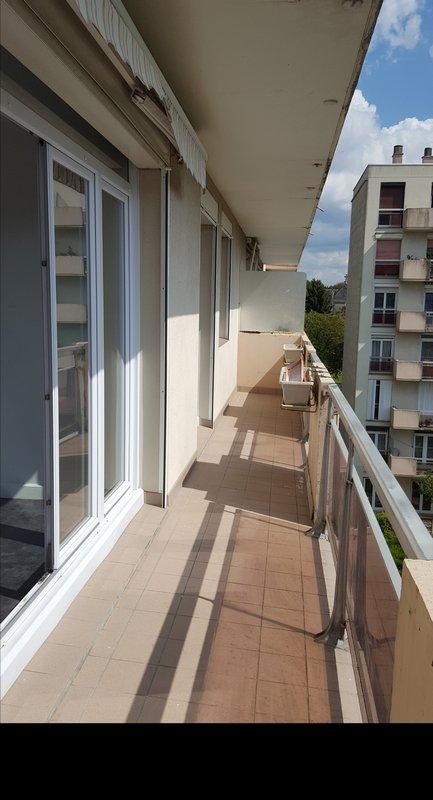 Appartement T4  situé près de l'hôpital 145990€