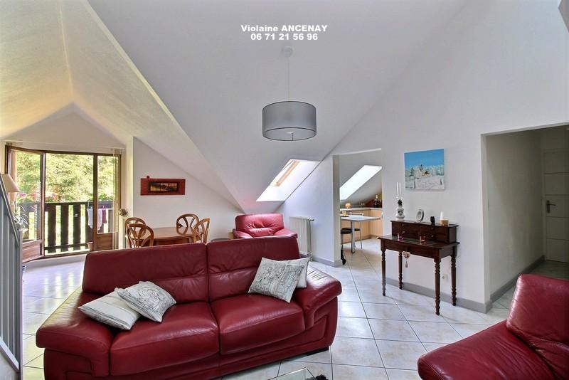 Superbe appartement T4 en duplex,  Chambery