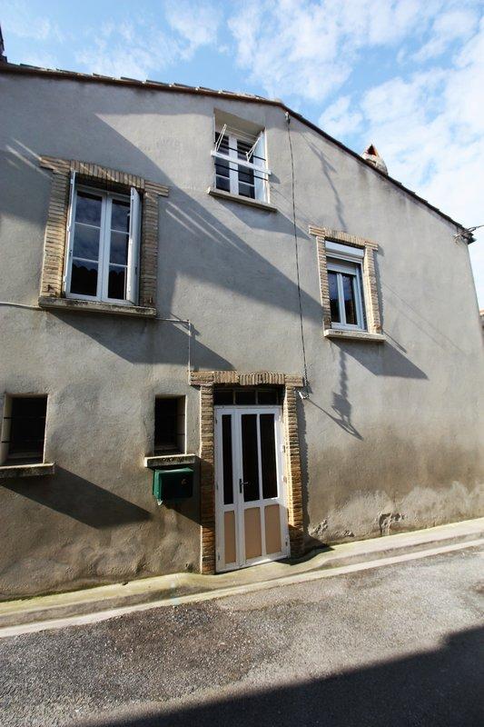 VENTE MAISON DE VILLAGE 90M² CASTELNAUDARY (11400)