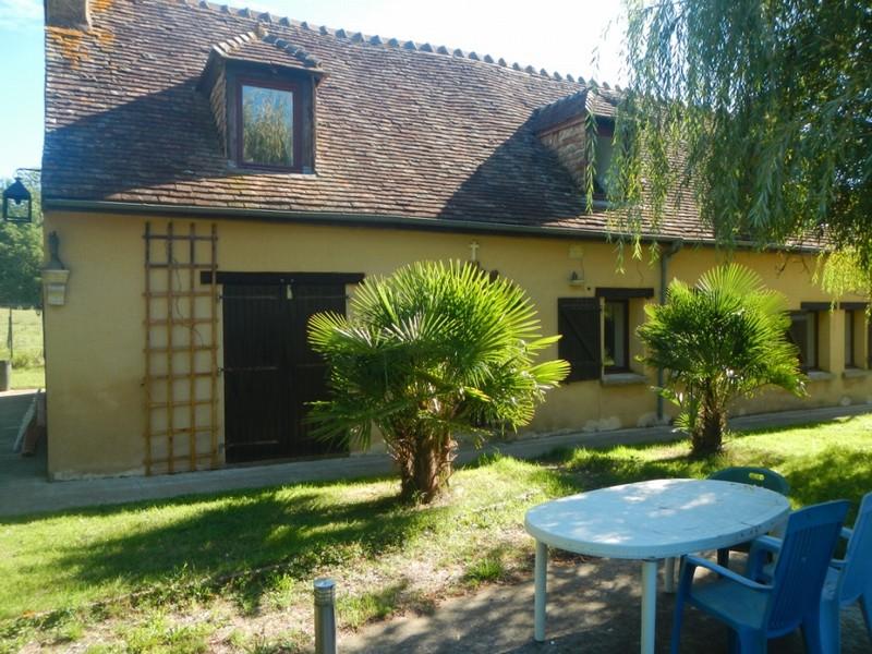 Sarthe (72210) Louplande Longére de 218 m2