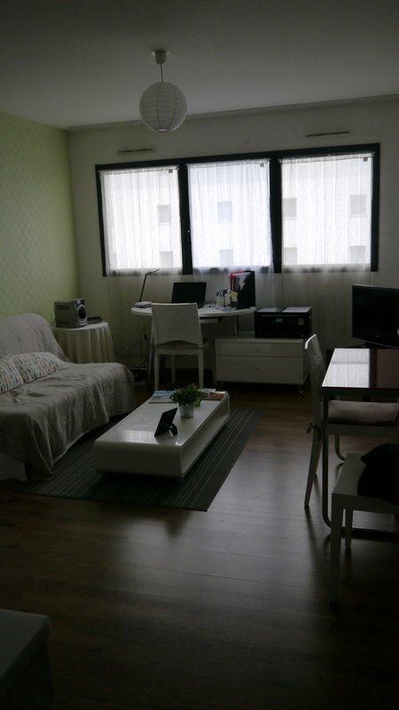 Nantes Beaujoire T2 meublé résidence hôtelière