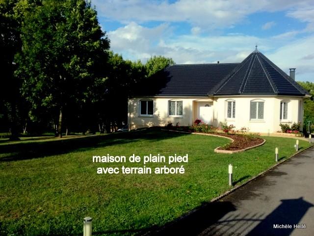 MAISON PLAIN PIED 6 pièces 180M2