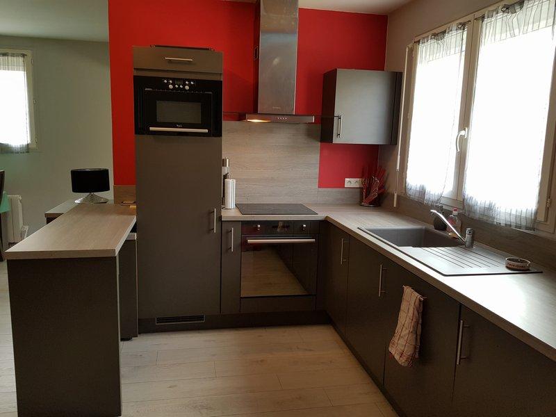 Autheuil Authouillet proche Maison 54 m2 125.990€