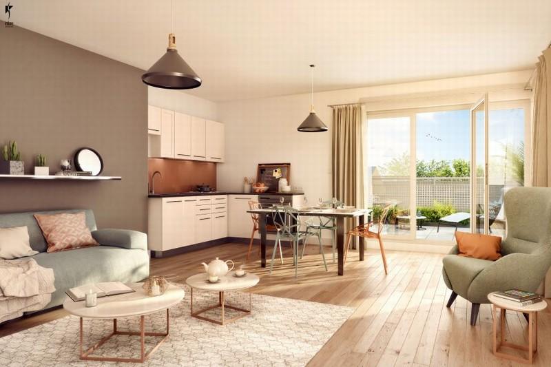 Appartement T3 - 57m2 - 77380 COMBS LA VILLE