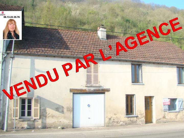 Bonnières sur Seine - Maison 100 m2  2 ch. 70.990€