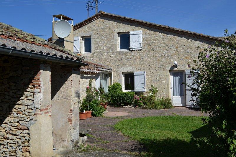 Maison en pierre à Cahors 5 chambres