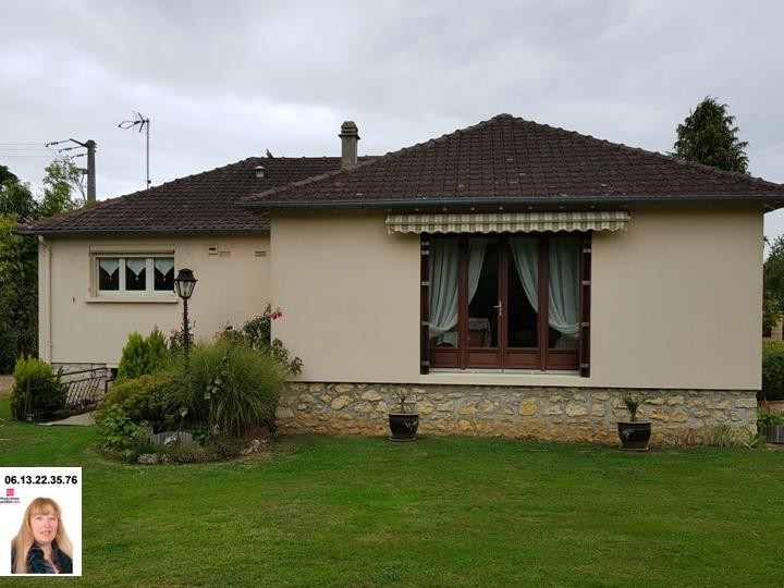 St Aubin/Gaillon Maison sans travaux 95m2 209.000€