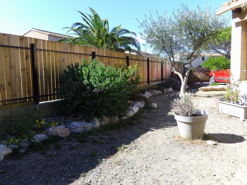 Aygual, maison T3 de 65 m² utiles, jardin 150 m²