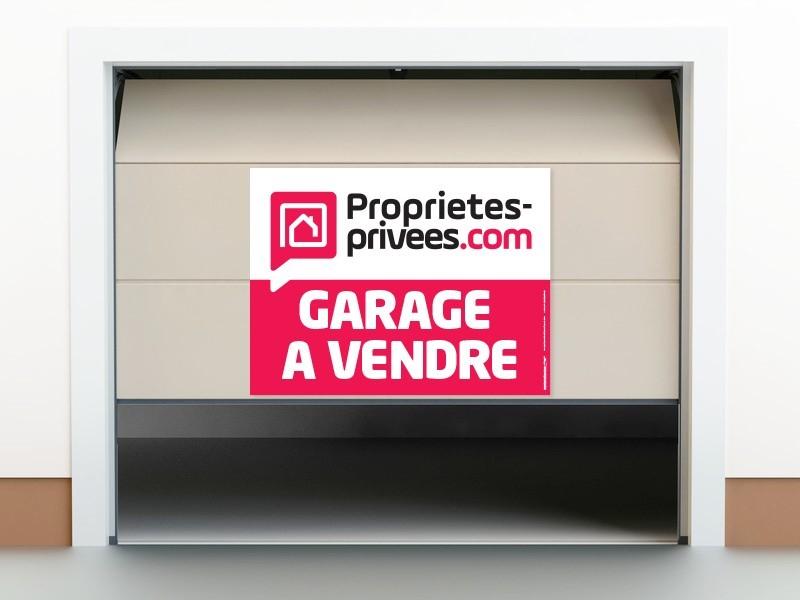 Garage fermé centre ville Lens