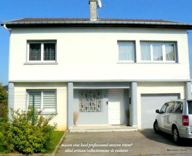 maison et Bâtiment Entrepôt/640m²/430000€ HAI