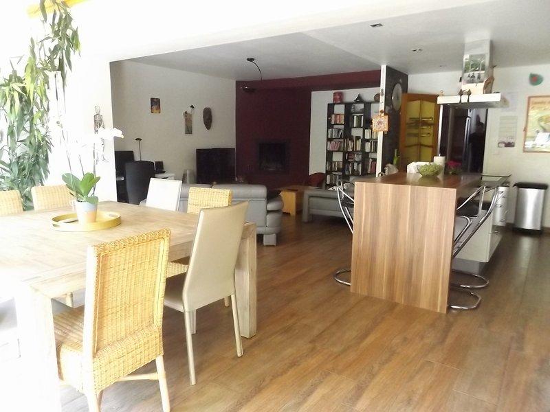 Maison- 151 m² - 6 chambres - Nantes Gachet