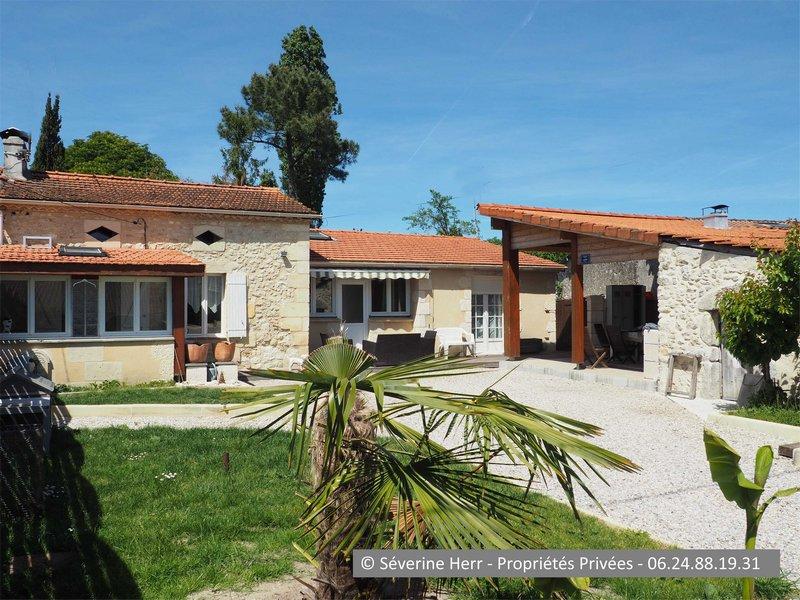 Maison 120m² 3 ch. à St Christoly de Blaye (33920)
