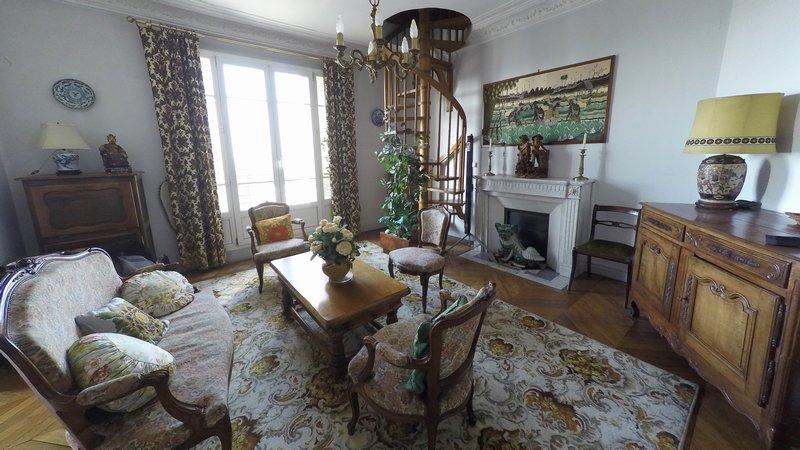 Appartement T4 duplex - Le Raincy 93340