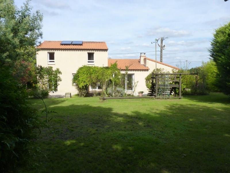 maison 140m² cadre verdoyant