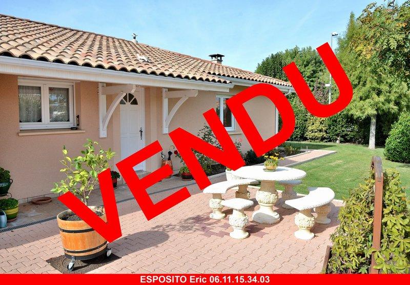 Villa T5 plain-pied sur 848 m² à Mimizan