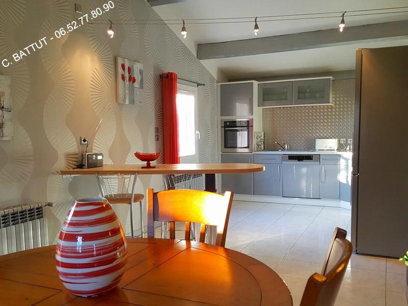 Appartement T4, 121m², avec terrain