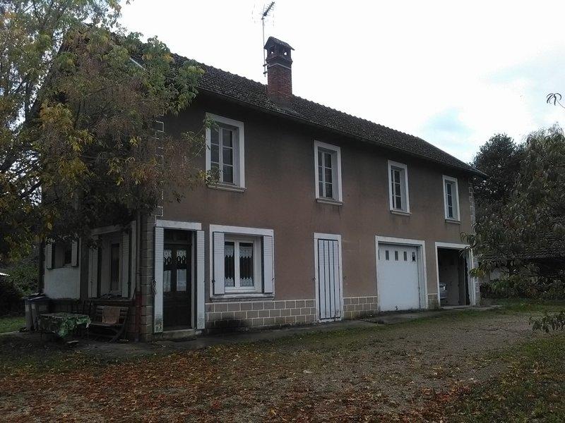Mont Ss/Vaudrey maison 200 m2 sur 6 ares